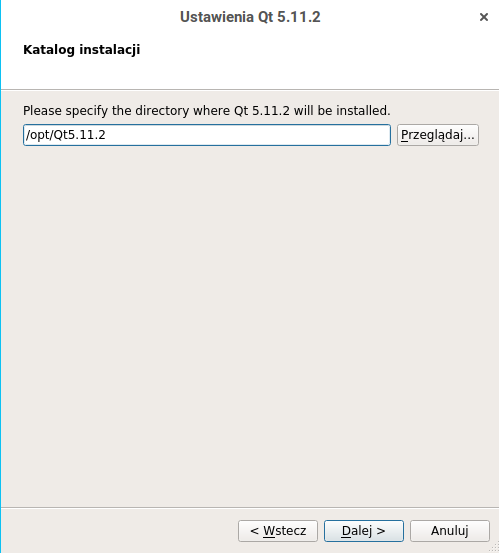 How to Install QT5 environment on Linux – Embedded Software Labs